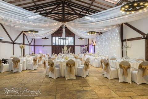 Wedding Breakfast - The Granary