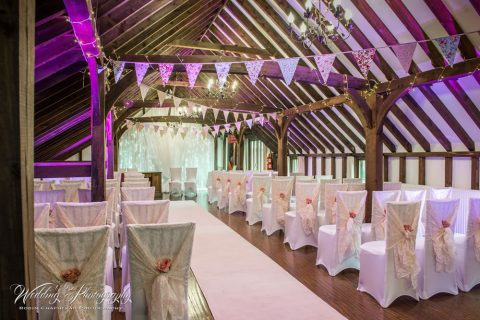 Tudor Barn Ceremony