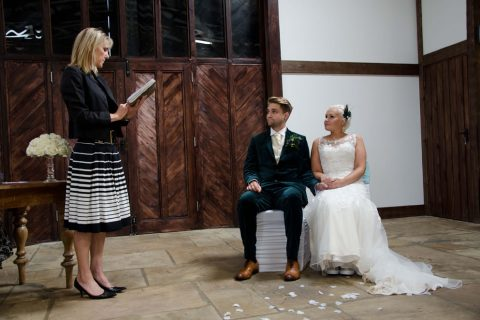 Ceremony In The Granary