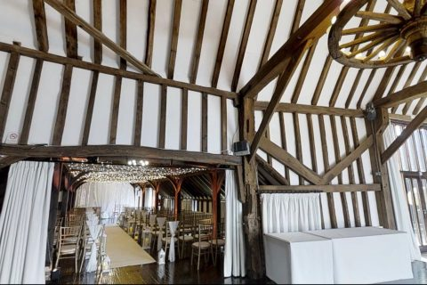 Tudor Barn Slideshow