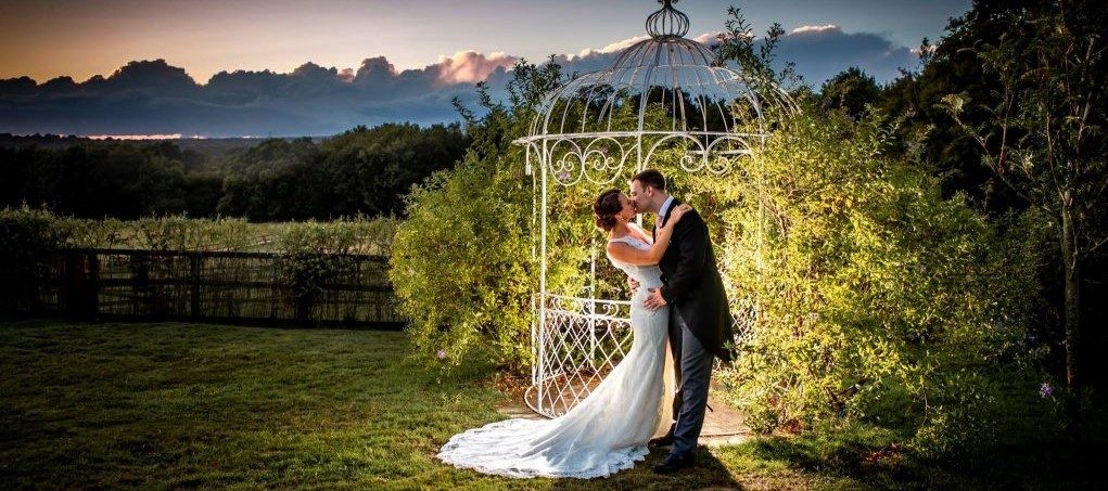 Getting married at Blackstock Country Estate